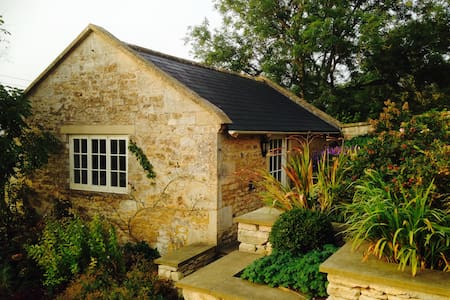 Lovely Cottage Near Bath - Wellow - Hus