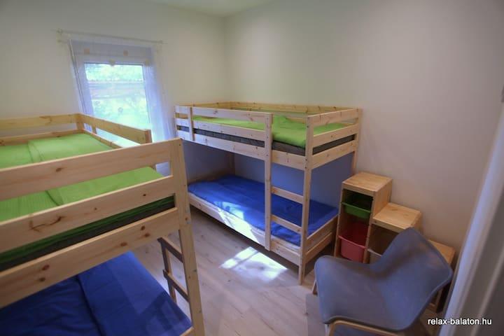 Bedroom III. (3. hálószoba)