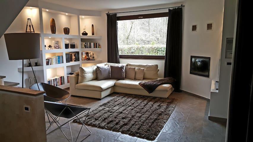 Villa tra design e natura, a due passi da Torino - Rivalta di Torino - Rumah
