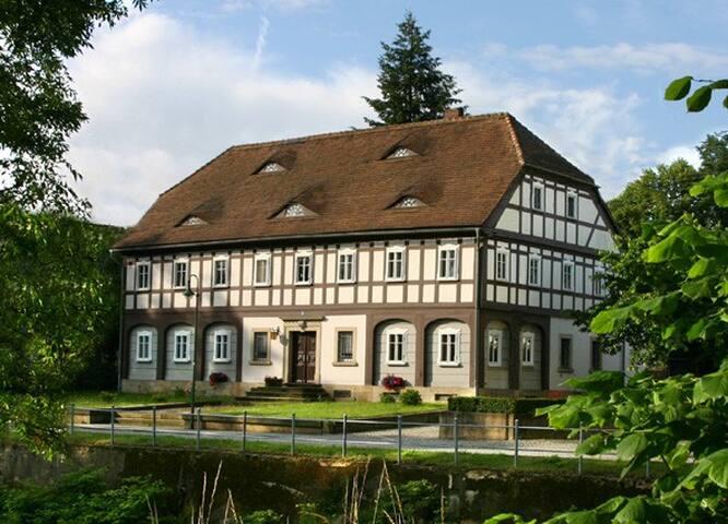 """Ferienwohnung """"Zur Schmiedebrücke"""""""