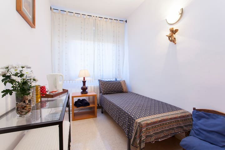 Single bedroom in Palma de Mallorca - Palma - Apartamento