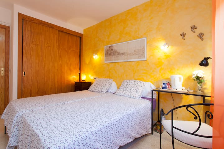 Double room in Palma de Mallorca - Palma di Maiorca - Appartamento