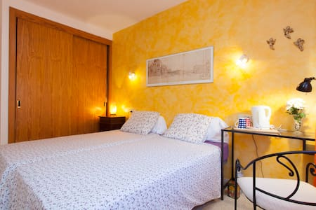 2 bedrooms in a shared appartment - Palma