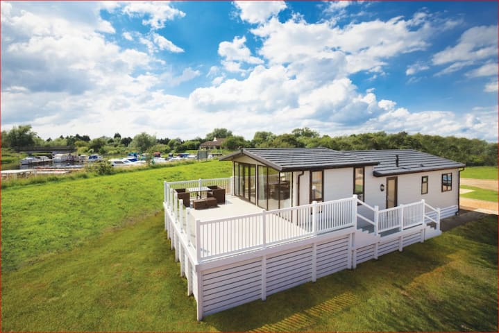 Luxury Dream Lodge - Norfolk Park - North Walsham - Apartamento