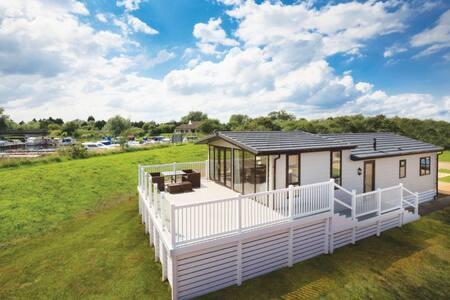 Luxury Dream Lodge - Norfolk Park - North Walsham