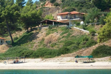 Tsapadas House on the Sea - Sithonia