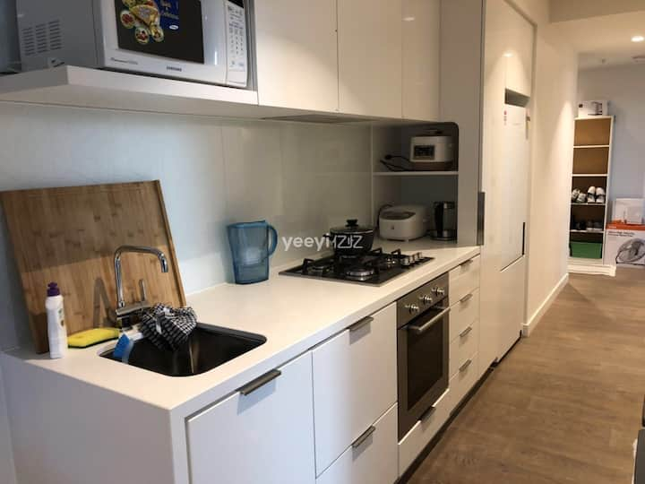 private room at the heart of melbourne city 超级方便