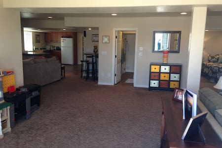 Beautiful Basement, Private Entry - Fort Collins