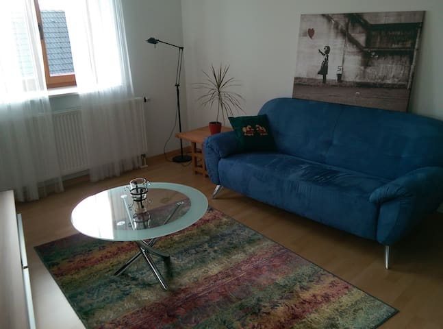 Two Room Apartment in Wennigsen - Wennigsen (Deister) - Lägenhet