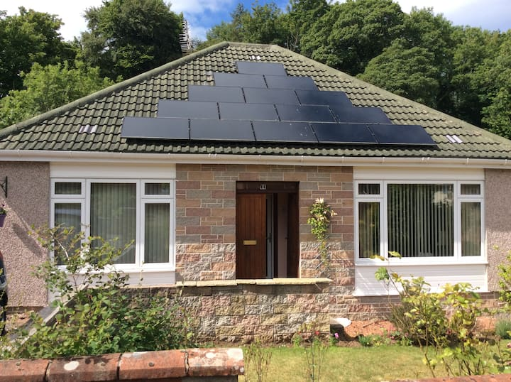 Charming South Ayrshire Bungalow