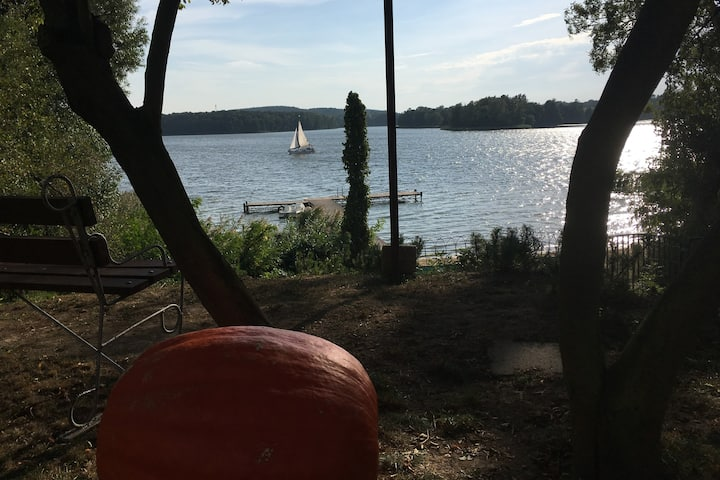 -Ośrodek Wypoczynkowy Sielawa - domki nad jeziorem