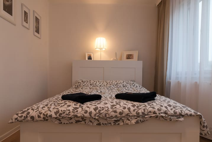 samostatná ložnice - separate bedroom