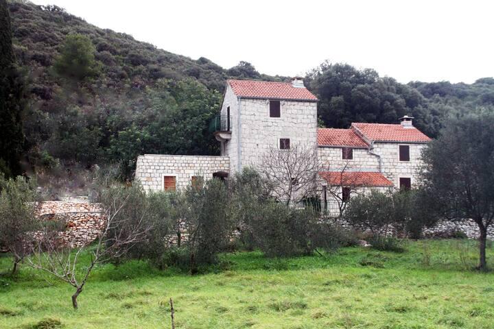 "medieval castle - villa ""Kastel"""