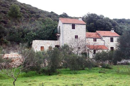"""medieval castle - villa """"Kastel"""" - コルチュラ - 別荘"""