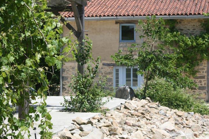 Le Pavot 3 persons hollidaycottage - Saint-Léonard-de-Noblat - 통나무집
