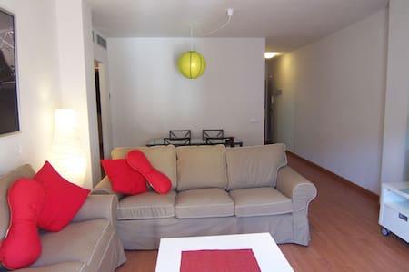 Apartamento de 2 dormitorios - Wohnung