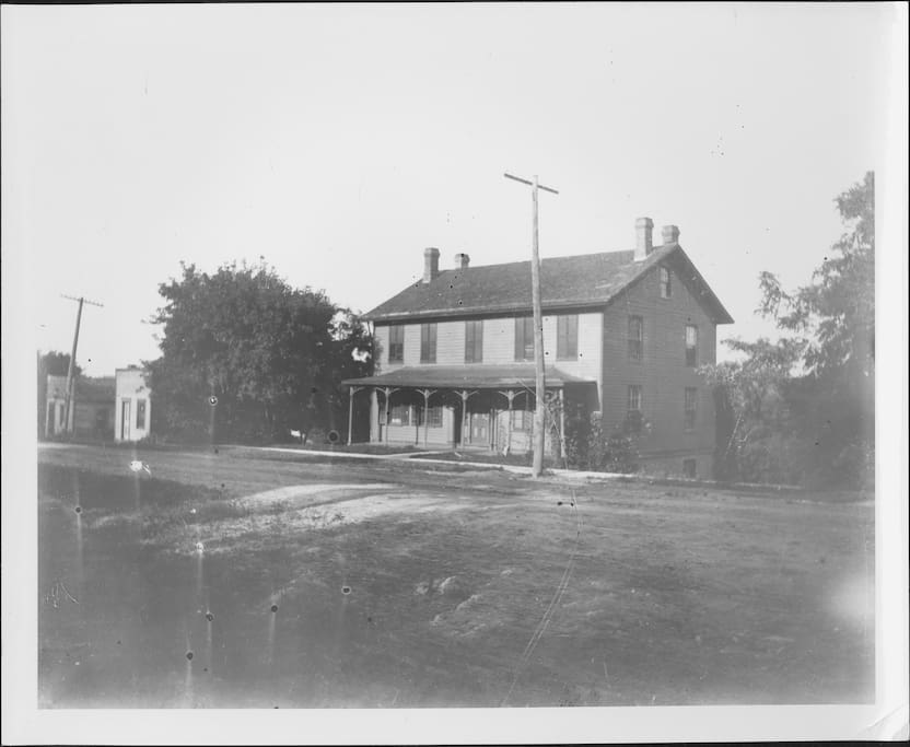 Old Mill House Circa: 1895