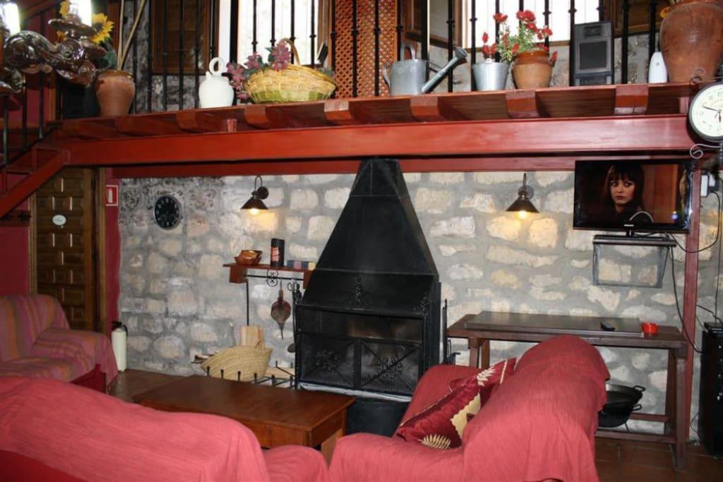 Casa Rural en Alcalá del Júcar (Río Tranquilo I)