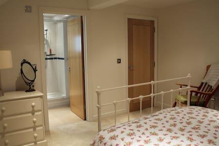 Large, double en-suite room - Twyford - Bed & Breakfast