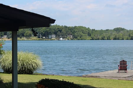 Gorgeous Lakefront Vacation Home  - Cassadaga