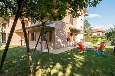 Modern Loft with private garden - Villa Ceccolini - Loft