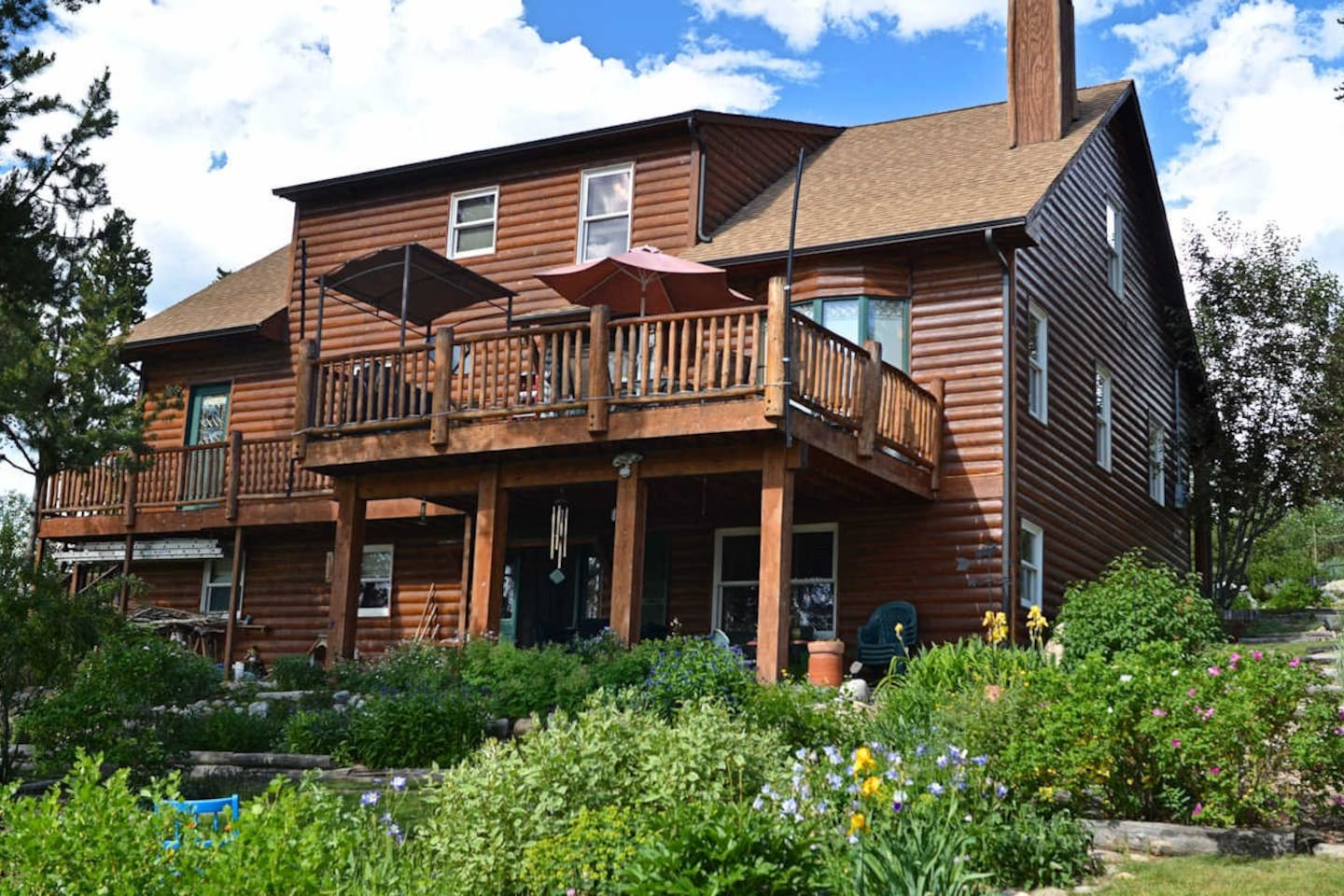 Welcome to Grand Lake! Your rental is professionally managed by TurnKey Vacation Rentals.