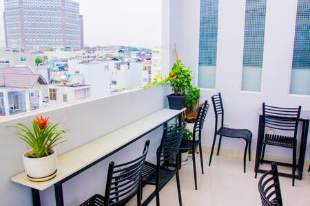 Private room in District 1 (#101) - Ho Chi Minh City - Apartment
