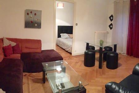 Joli appartement de 2,5 pièces à Augustins Genève - Genève - Leilighet