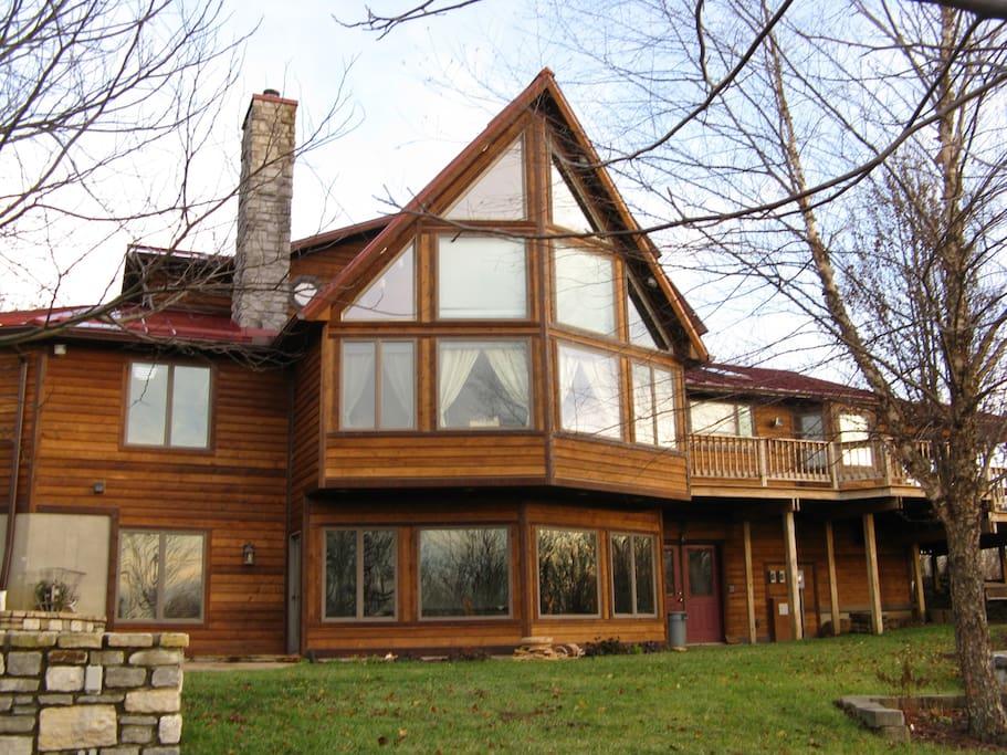 East Cincinnati Serendipity Farm Houses For Rent In