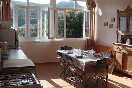 Appartement  LURI Cap Corse G1**** - Luri