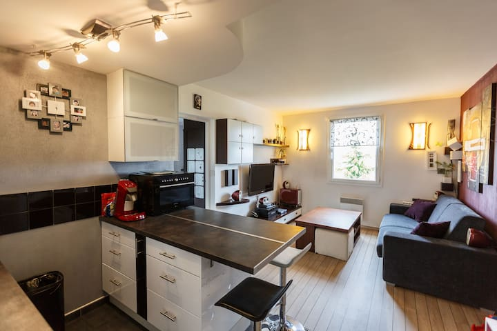 Cosy Apartment close to Disneyland!
