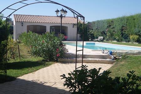 Belle villa avec pool house piscine - Cabriès