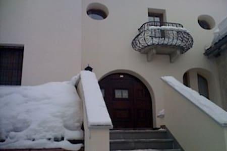 Stylish Cosy  St Moritz  /La Punt - La Punt-Chamues-ch