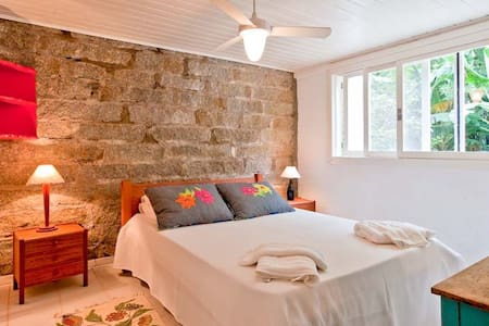 Charmoso Loft - Praia do Rosa - Imbituba - บ้าน