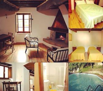 """""""Casa Renata"""" - Bagnoli, Arcidosso - House"""