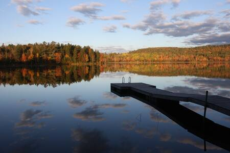 Dragonfly Cove Waterfront- Private Peaceful Pond - Penobscot - Haus