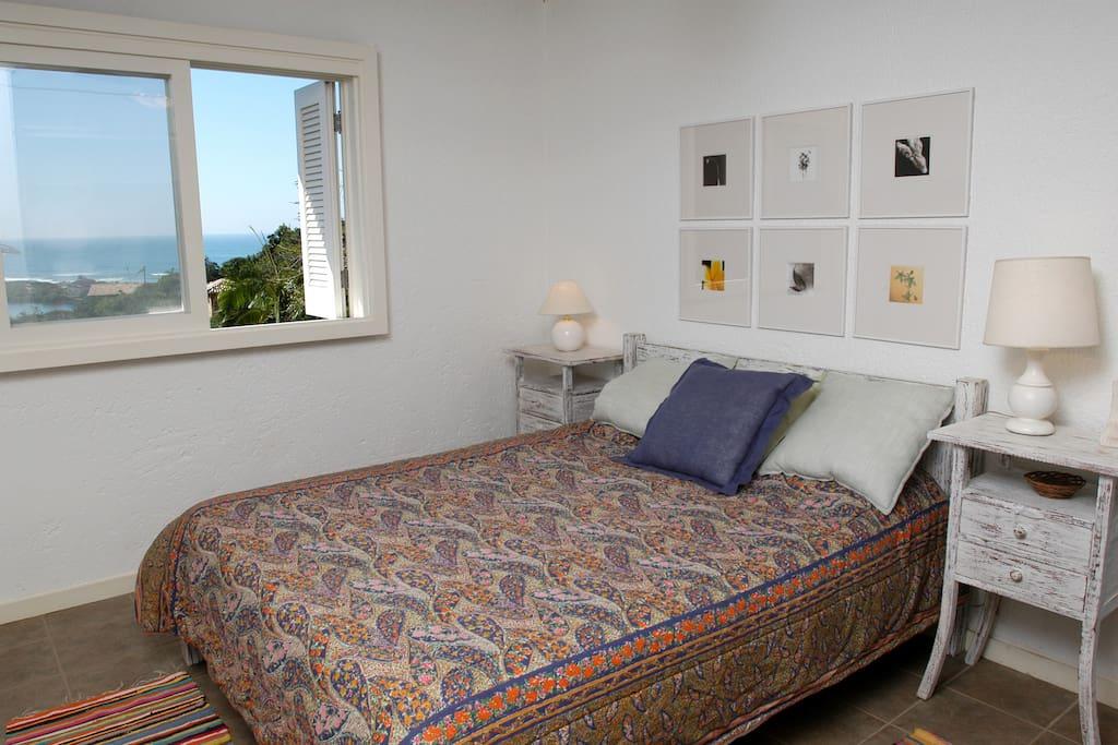 Dormitório casal.