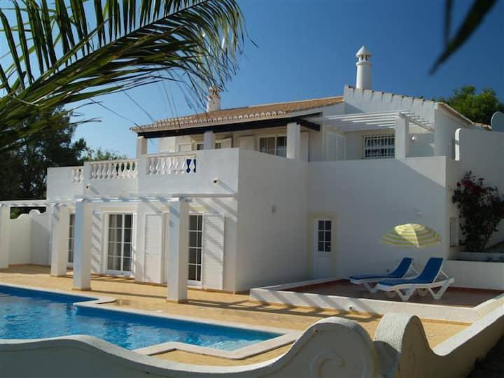 Luxury Villa with Pool in Algarve