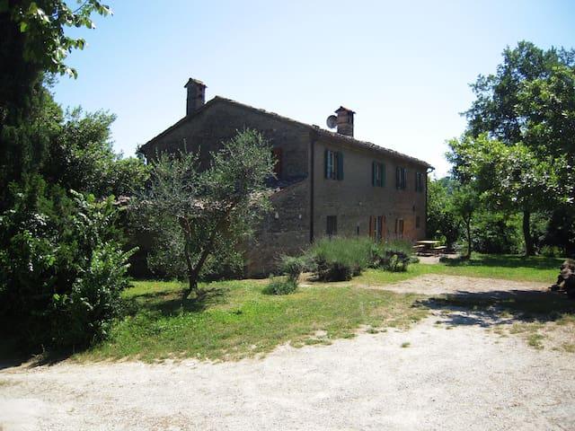 Rustico in posizione panoramica - Coldazzo - Villa