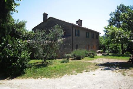 Rustico in posizione panoramica - Coldazzo - Casa de camp