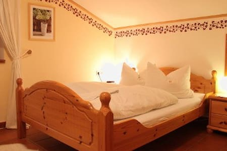 small 1-2 person room at Bergliebe - Bed & Breakfast