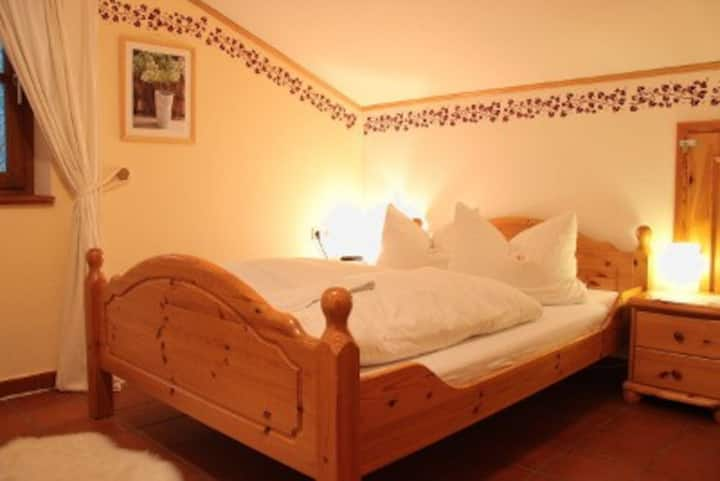 """1-2 Person Room """" Haus Bergliebe """" Shared Shower"""