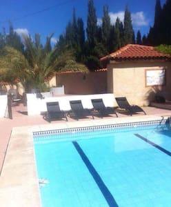 Stort familiehus, 30 min fra Alicante