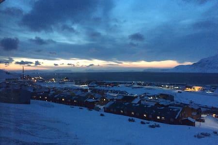 Apartment Isfjord Panorama - Longyearbyen - Leilighet