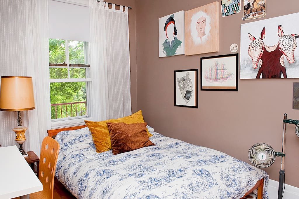 artsy bedroom plateau mont royal apartments for rent in montreal