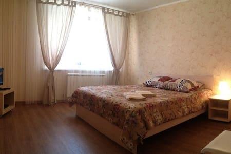 Новая квартира на побережье Волги - Cheboksary - Wohnung