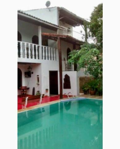 Pousada estilo familiar  - Costa Verde - RJ
