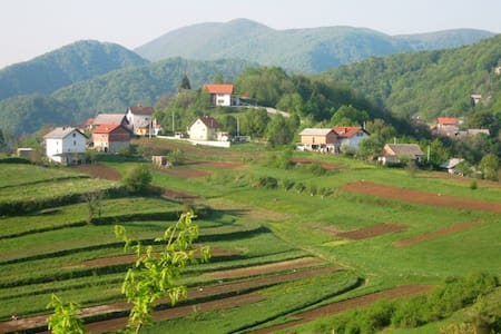 Vacation in Samobor countryside 3 - Samobor - Penzion (B&B)