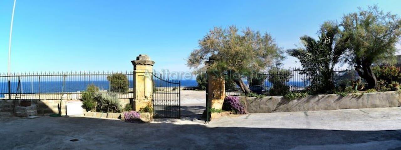 Casa vacanze fronte mare - Marina Porto - Leilighet