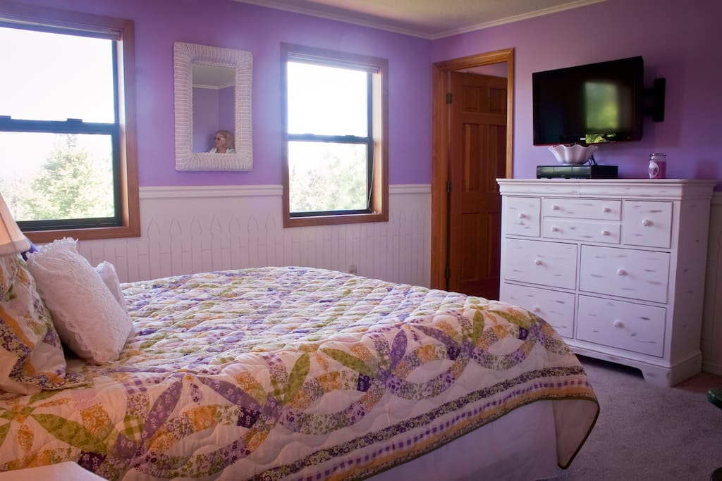 Sunny Acres B&B:Cottage Garden Room